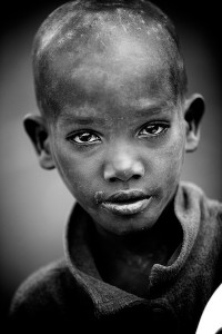 Rwandan Street Child